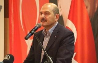İçişleri Bakanı Soylu: Birbirimize olan sadakatimizi...