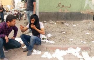 İki Suriyeli ailenin palalı kavgasında 3'ü...