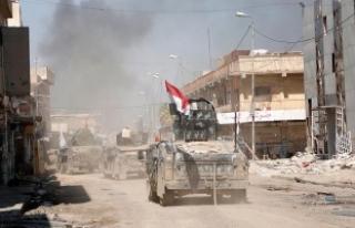 Irak Ortak Operasyonlar Komutanlığı sözcüsü...