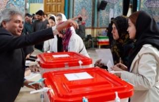İran'da halk cumhurbaşkanlığı seçimleri...