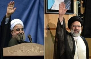 İran'daki seçimlerin Ruhani ile Reisi arasında...