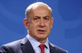 Netanyahu, ABD savaş gemisi USS George H.W. Bush'u...