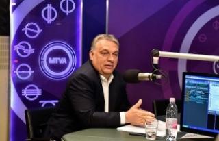 Macaristan Başbakanı Orban'dan AB'ye Soros...