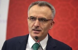 Maliye Bakanı Ağbal: Yıl sonuna kadar vergi artışı...