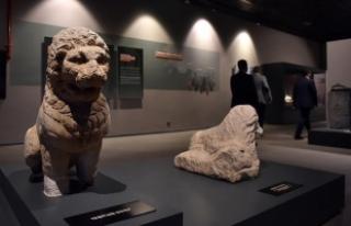 Mersin Arkeoloji Müzesi açıldı