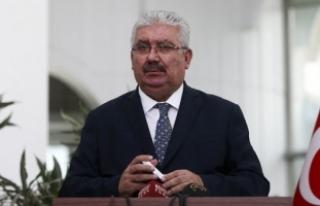 MHP'li Yalçın: Deniz Gezmiş'e sahip çıkmak;...