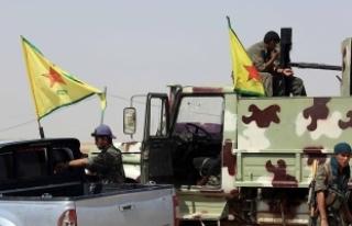 Terör örgütü PKK/PYD, Rakka'da 120 bin sivili...