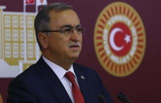 Petek: Kılıçdaroğlu'nun, komisyonumuzu, 'Araştırma...
