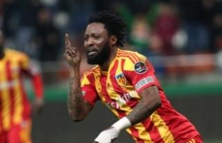 Kayserispor, Adanaspor'la Berabere Kalarak Ligde...