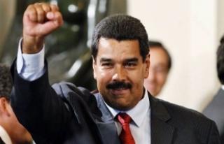 Venezuela Devlet Başkanı Maduro'dan Başkan...