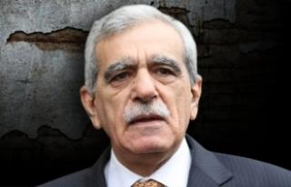Ahmet Türk: CHP'nin adalet yürüyüşüne Kandıra'dan...