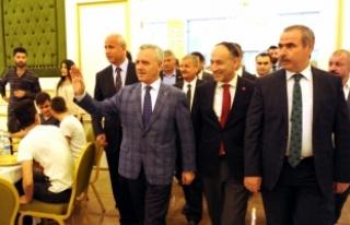 AKP'li Yardımcısı Ataş: Bizim kimsenin toprağında...