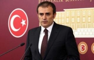 AK Parti Sözcüsü Ünal: CHP bir sokak hareketi...