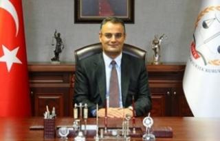Eski Adalet Bakanlığı Müsteşarı Erdem Ankara...
