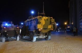 Askeri konvoya roketatarlı saldırı: 1 şehit, 6...