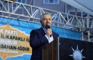 Bakan Arslan: 1915 Çanakkale Köprüsü dünyanın...
