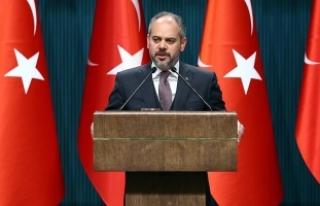 """""""Türkiye parmak sallanacak, ders verilecek bir..."""