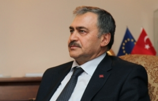 Eroğlu: Türkiye büyük hedeflerini gerçekleştirerek...