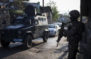 Gaziantep'te bombalı saldırı hazırlığındaki...
