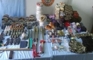 Bitlis'te terör operasyonu 16 gözaltı
