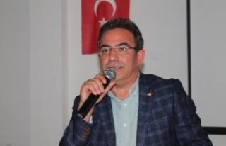 CHP'li Budak: Turizm gelirlerinde 10 yıl öncesine...