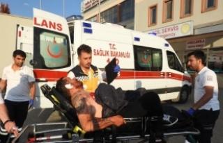 Çorum'da silahlı kavgada 13 kişi gözaltına...