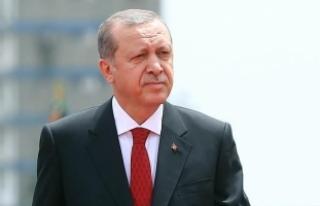 Erdoğan'dan Ramazan Bayramı mesajı