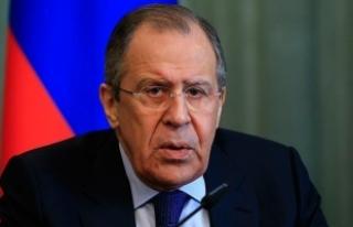 """Lavrov'dan """"Suriye Ulusal Diyalog Kongresi""""..."""