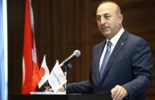 Dışişleri Bakanı Çavuşoğlu: Rum tarafından...