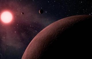Dünya dışında yaşam ihtimali olan 10 yeni gezegen...