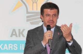 Ekonomi Bakanı Zeybekci: Sen yürüdün diye mahkeme,...