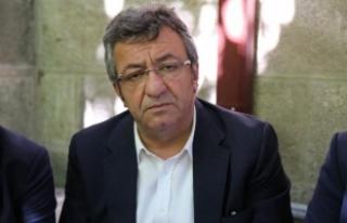 """CHP'li Altay """"HDP Kongresine gitmesini""""..."""