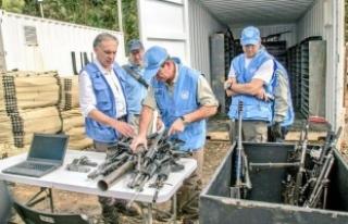 FARC'ın silah bırakma sürecinde son aşamaya...