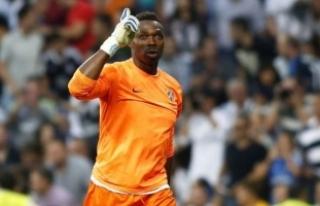 Fenerbahçe'ye ilk Afrikalı kaleci