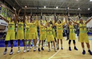 FIBA Kadınlar Avrupa Ligi'nde 3 Türk takımı...