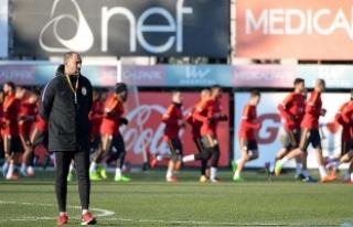 Galatasaray Avrupa Ligi'ndeki rakibini bekliyor