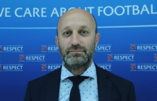 Galatasaray Sportif Direktörü Ergün: Birkaç transfer...
