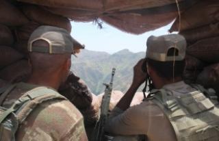 Güvenlik güçleri teröristlere göz açtırmıyor