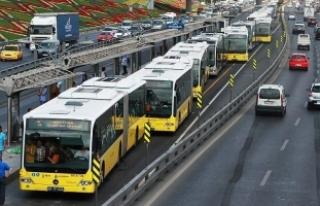 İstanbullulara Bayram Müjdesi! Ulaşım Yüzde 50...