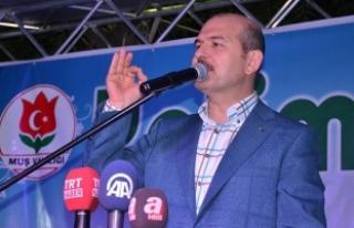 İçişleri Bakanı Soylu: Çocuklarımızın hesabını...