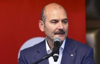 Soylu: Cazibe merkezleri projesi terörle mücadeleden...