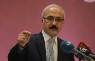 Kalkınma Bakanı Elvan: Üçüncü çeyrekte muhtemelen...