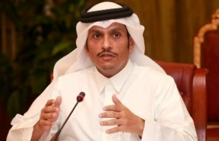 Katar Dışişleri Bakanı Al Sani: Türkiye başından...