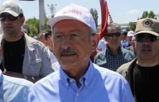 Kılıçdaroğlu: Gerginliklerden kurtulabileceğimiz...