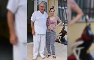 Kırgızistanlı Elgisa, İzmir'de sağlığına...