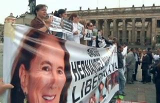 Kolombiya'da kaçırılan Hollandalı gazeteciler...
