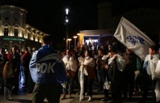 Kosova'daki erken genel seçimin sonuçları...