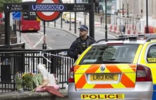 """Londra'da olay """"bir terör saldırısı""""..."""