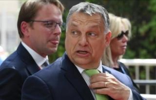 Macaristan Başbakanı Orban, İstanbul'a geldi