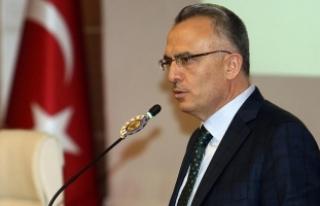 Maliye Bakanı Ağbal: Türkiye ekonomisi başarı...